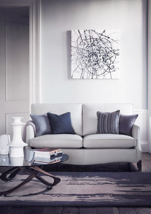 sofas, domus, interior design, living room