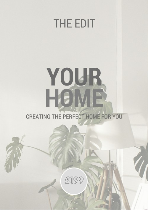 interior design, your home, interior design packages, edit your life